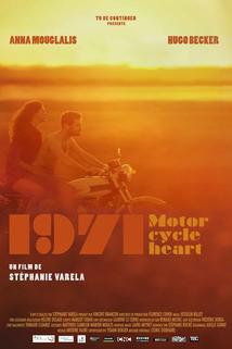 1971 Motorcycle Heart