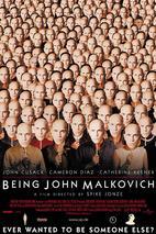 Plakát k filmu: V kůži Johna Malkoviche