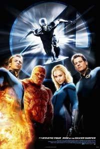 Fantastická čtyřka a Silver Surfer  - Fantastic Four: Rise of the Silver Surfer