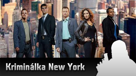 Kriminálka New York