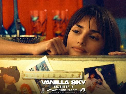 Vanilkové nebe