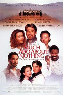 Mnoho povyku pro nic  - Much Ado About Nothing