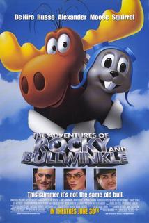 Dobrodružství Rockyho a Bullwinkla  - The Adventures of Rocky & Bullwinkle