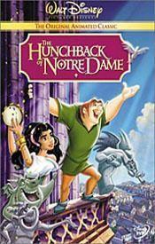 Zvoník u Matky Boží  - The Hunchback of Notre Dame