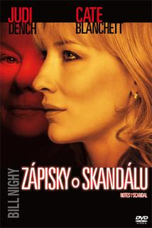 Re: Zápisky o skandálu / Notes on a Scandal (2006)
