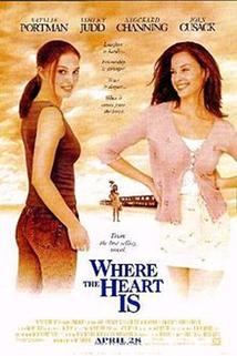 Jdi za svým srdcem  - Where the Heart Is