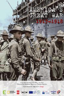Les Américains dans la Grande Guerre 1917-1918