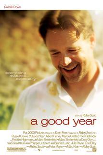 Plakát k filmu: Dobrý ročník