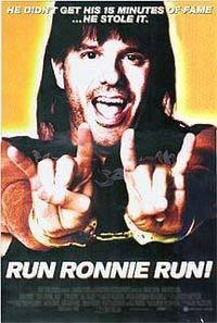 Běž, Ronnie, běž!  - Run Ronnie Run