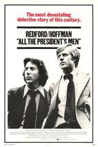 Plakát k filmu: Všichni prezidentovi muži