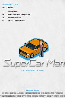 Supercar Man