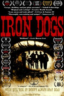 Iron Dogs 3D ()