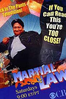 Martial Law - Stav ohrožení