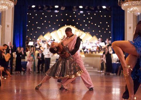 Tančím abych žil