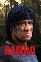 Plakát k filmu: Rambo: Do pekla a zpět