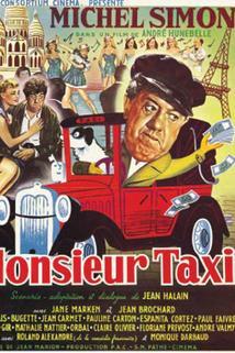 Pan Taxi  - Monsieur Taxi