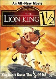 Lví král 3: Hakuna Matata  - The Lion King 1½