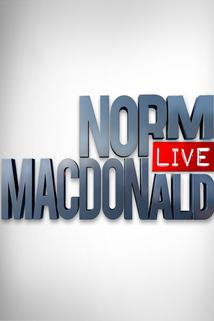 Norm Macdonald Live