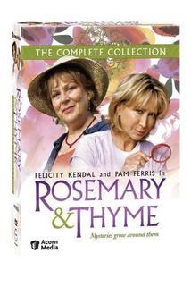 Zločiny v zahradách  - Rosemary & Thyme
