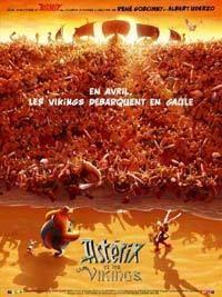 Plakát k filmu: Asterix a Vikingové
