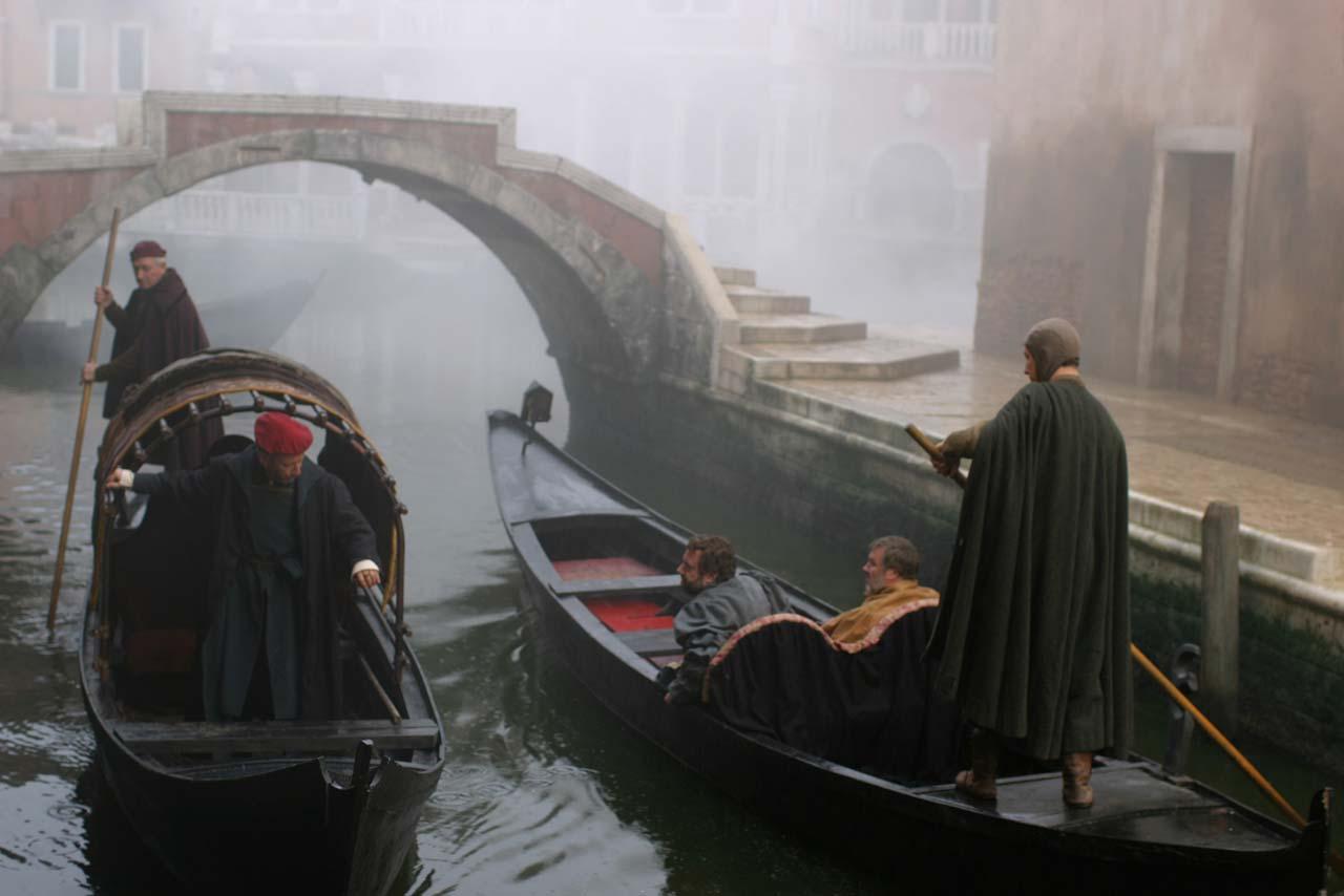 Kupec Benátský