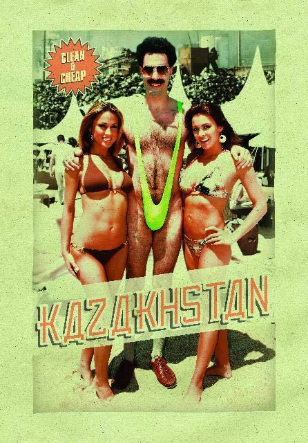 BORAT: Nakoukání do amerycké kultůry na obědnávku slavnoj kazašskoj