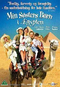 Děti mé sestry v Egyptě