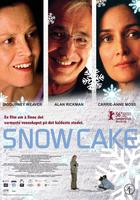Sněhový dort