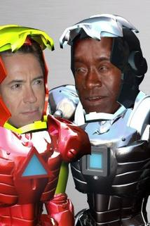 Mad - I Love You, Iron Man/Ben 10 Franklin  - I Love You, Iron Man/Ben 10 Franklin