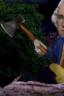 Mad - George Washington: Cherry Tree Chopper/Star Wars Earn Stripes  - George Washington: Cherry Tree Chopper/Star Wars Earn Stripes