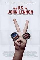 Plakát k filmu: USA versus John Lennon