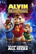 Plakát k filmu: Alvin a Chipmunkové