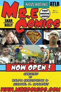 Mr. E Comics  - Mr. E Comics