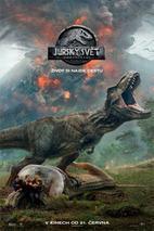 Plakát k filmu: Jurský svět: Zánik říše