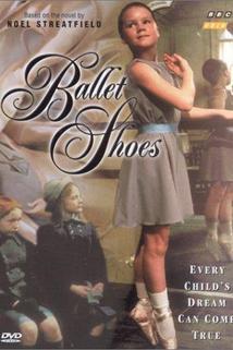 Baletní střevíčky  - Ballet Shoes