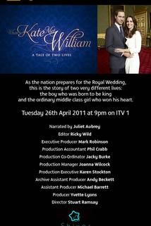 When Kate Met William: A Tale of Two Lives