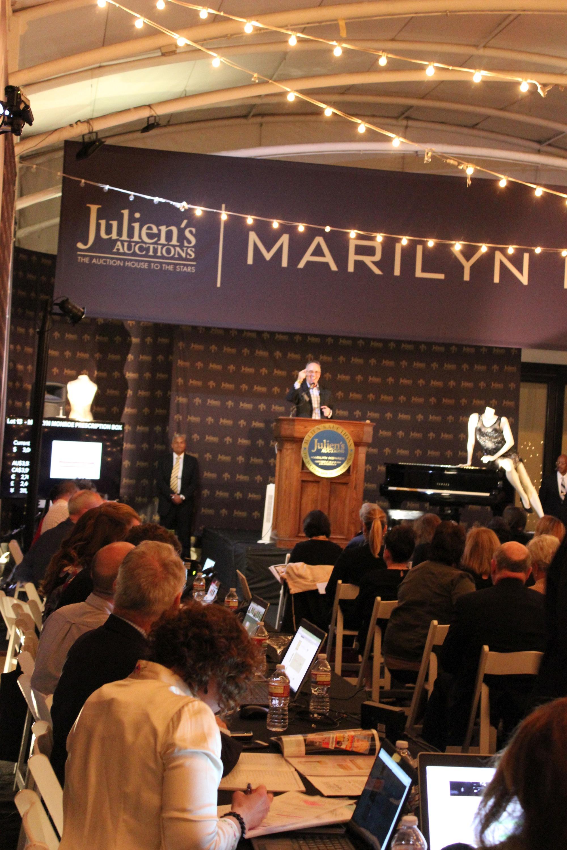 Marilyn - Aukce jednoho života