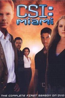 Kriminálka Miami - Únik informací  - Dispo Day