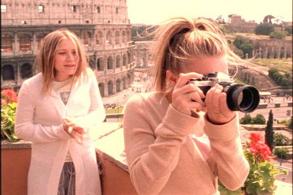 Výlet do Říma