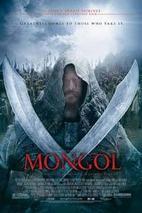Plakát k filmu: Mongol - Čingischán