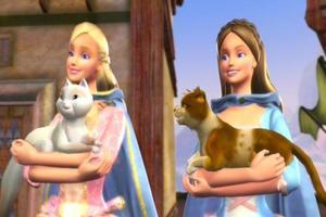 Barbie Princezna a švadlenka