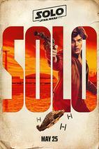 Plakát k filmu: Solo: Star Wars Story