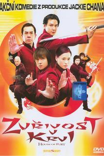 Zuřivost v krvi  - Jing mo gaa ting