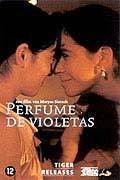 Fialkový parfém