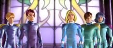 Winx Club - Výprava do ztraceného království