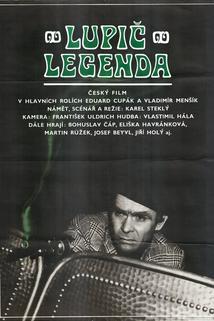 Lupič legenda