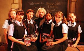 Čarodějnice školou povinné