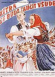 Plakát k filmu: Zítra se bude tančit všude