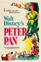 Plakát k filmu: Peter Pan