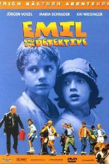 Plakát k filmu: Emil a detektivové